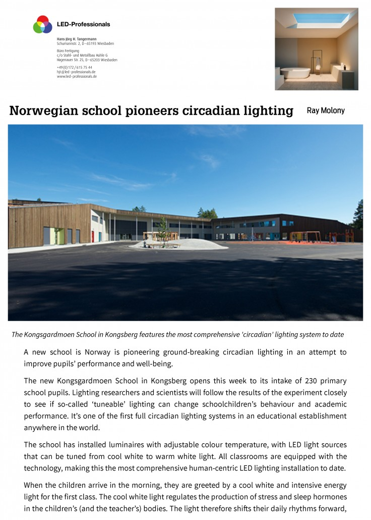 Norwegian school pioneers circadian lighting_Seite_1